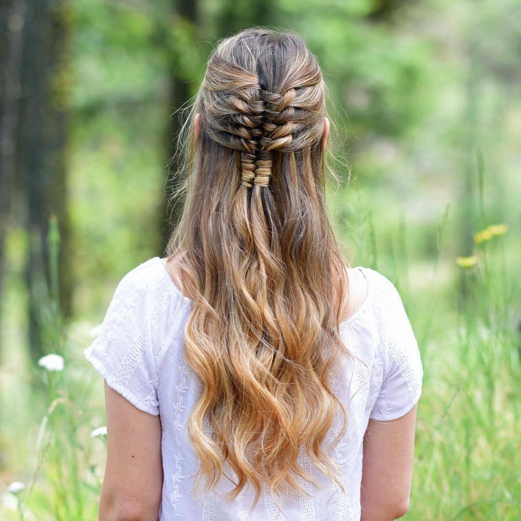 40 cute and cool hairstyles for teenage girls | easy