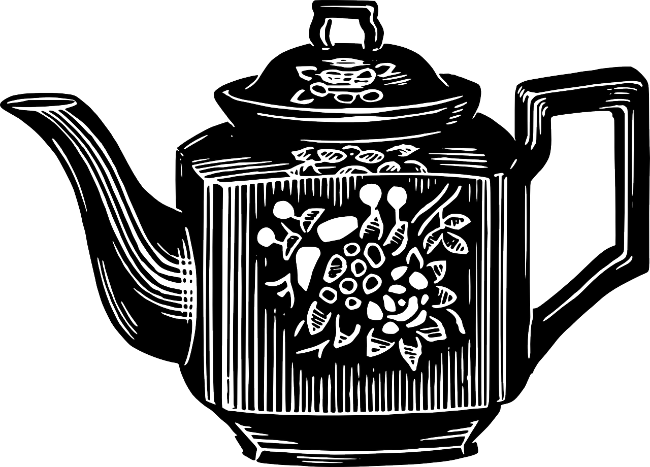 Free Image on Pixabay Tea, Teapot, Tea Pot, Household