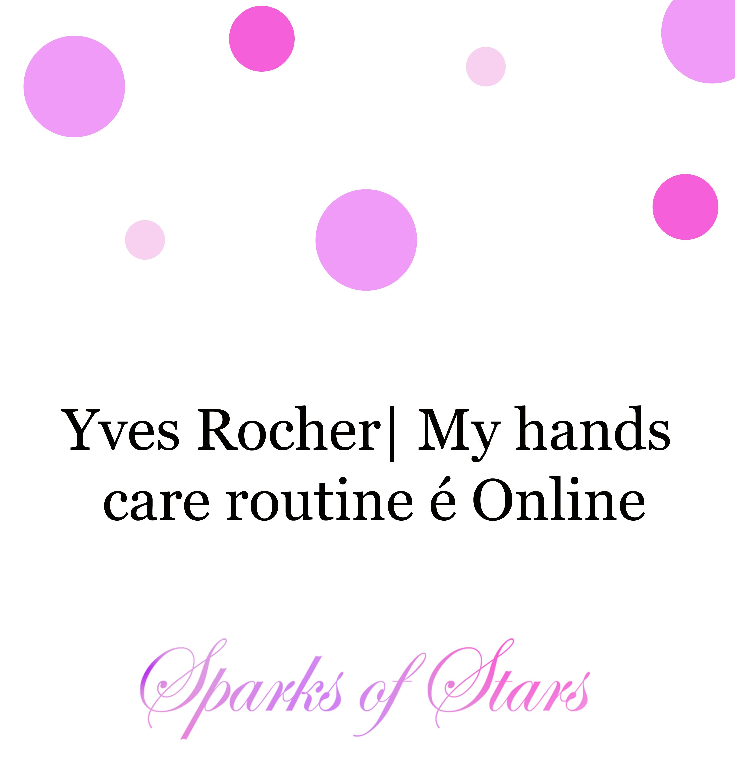 Ciao Ragazze, oggi sul Blog vi parlo della mia Hands care Routine. Se siete curiose di sapere che prodotti uso correte a leggere l'articolo.