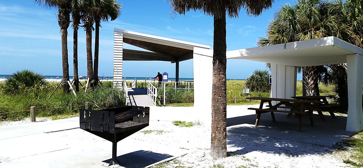 Spend A Day In A Siesta Beach Pavilion With Family Friends Siesta Beach Siesta Key Village Patio