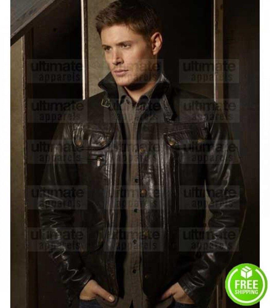 Buy Dean Winchester Jacket Supernatural Jensen Ackles Leather Jacket In 2021 Brown Leather Jacket Leather Jacket Jackets [ 1000 x 875 Pixel ]