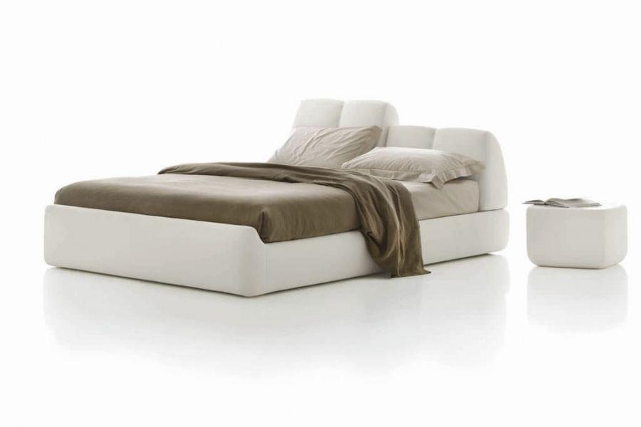 Tuny Tonin Casa Design Alessandro Crosera Bed in verschiedenen