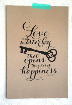 Lock And Key Love Quotes. QuotesGram
