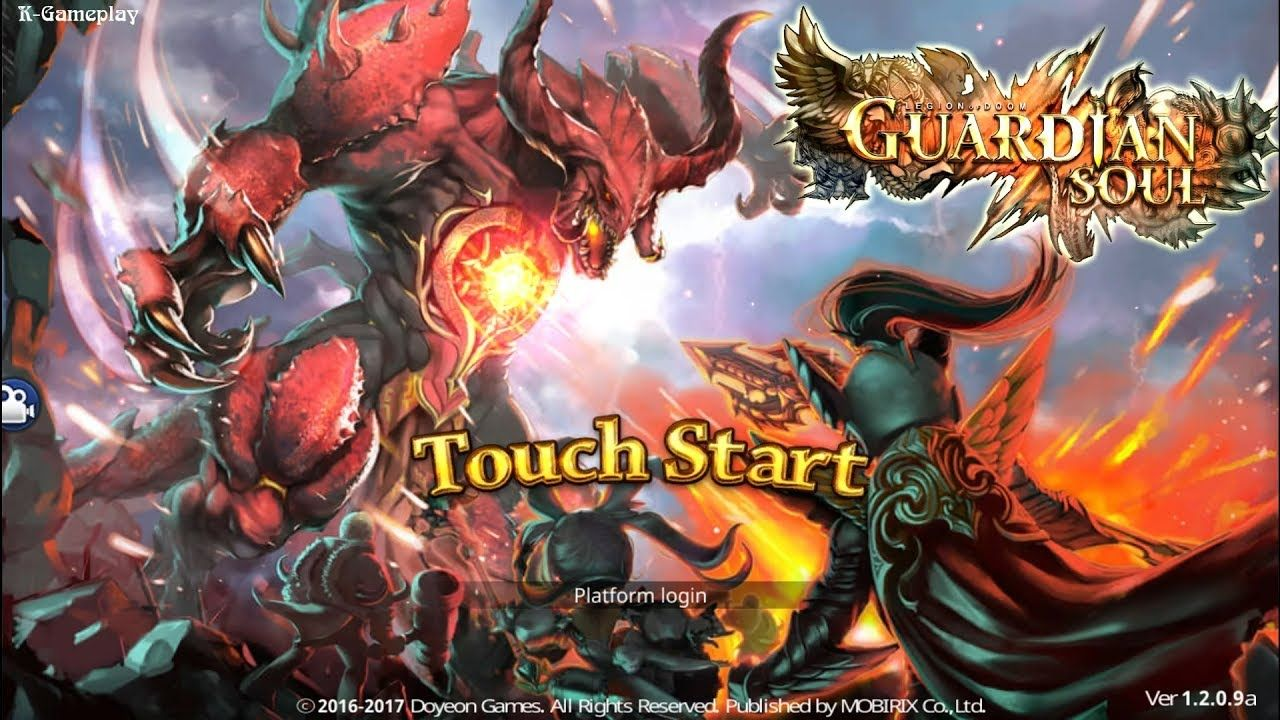 Guardian Soul First Look iOS Android Games KGameplay