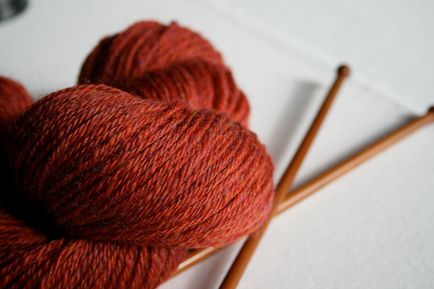Pin by Cate Orchard on color Summer yarn, Wool yarn, Red