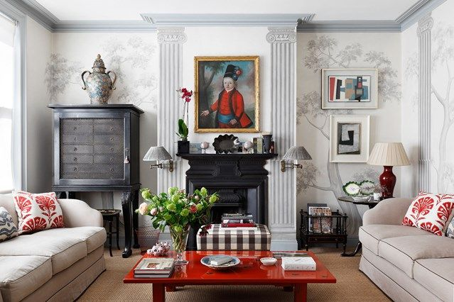 Victorian Style Living Room Living Rooms Grand Salons Reception