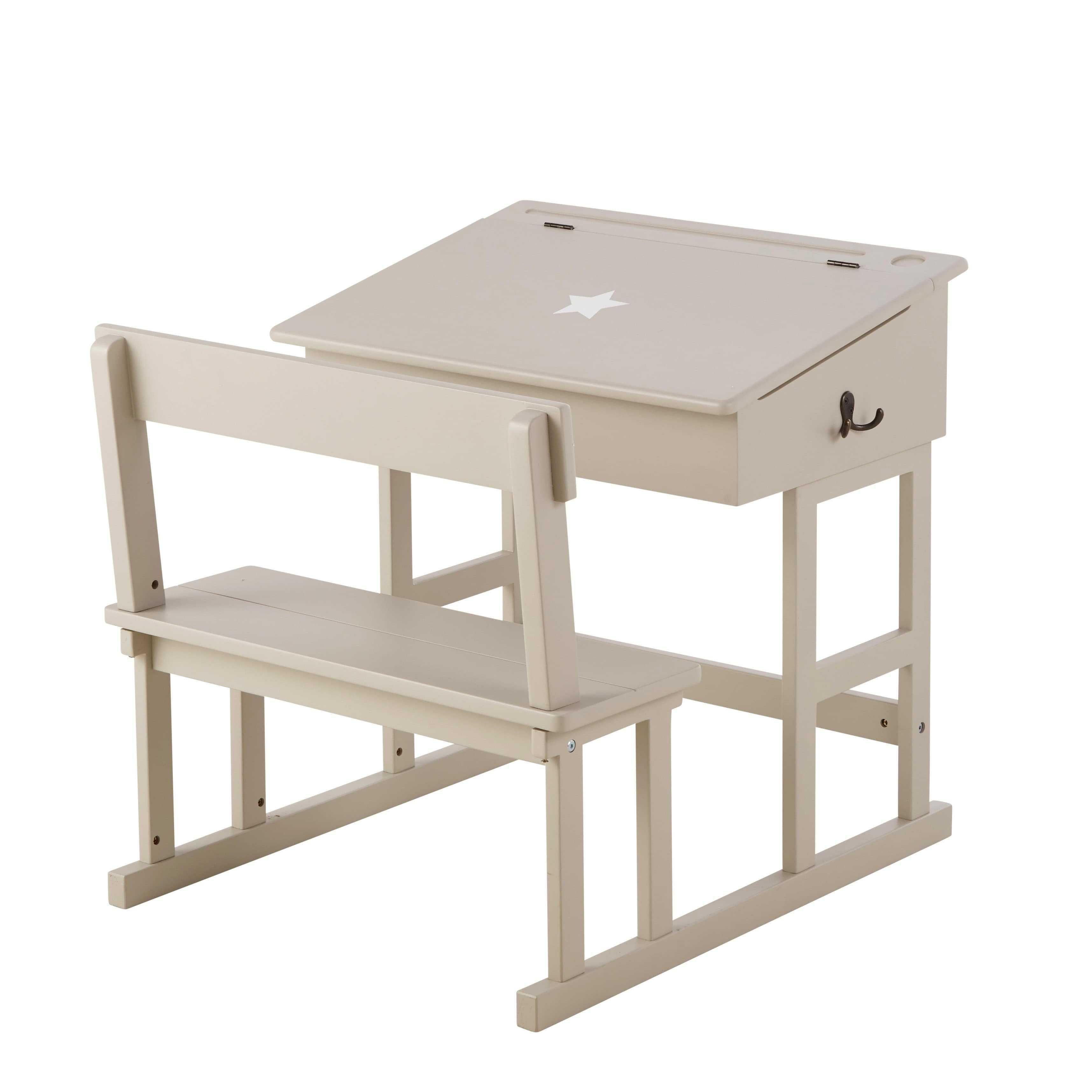 kinderschreibtisch pult taupe jetzt bestellen unter https. Black Bedroom Furniture Sets. Home Design Ideas
