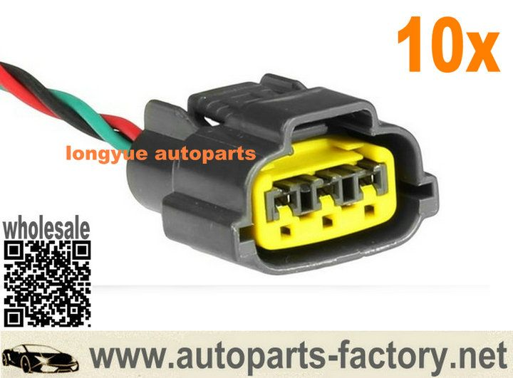 674565430a7ad215d3e3646a2d54ca9a long yue nissan ignition coil connector plug harness clips skyline nissan wiring harness connectors at reclaimingppi.co