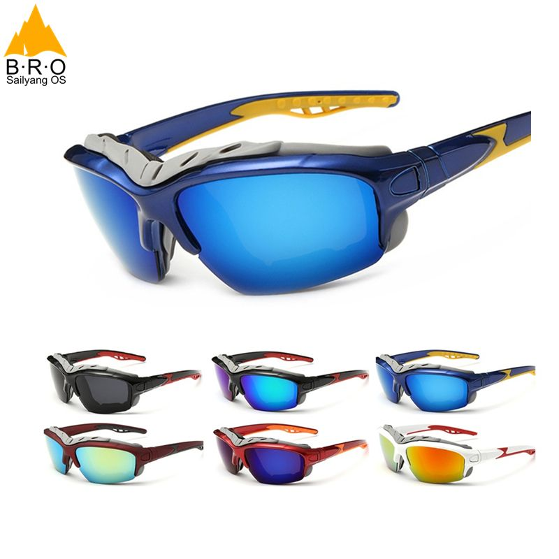 UV400 Cycling Glasses Polarized Outdoor Sports Bicycle