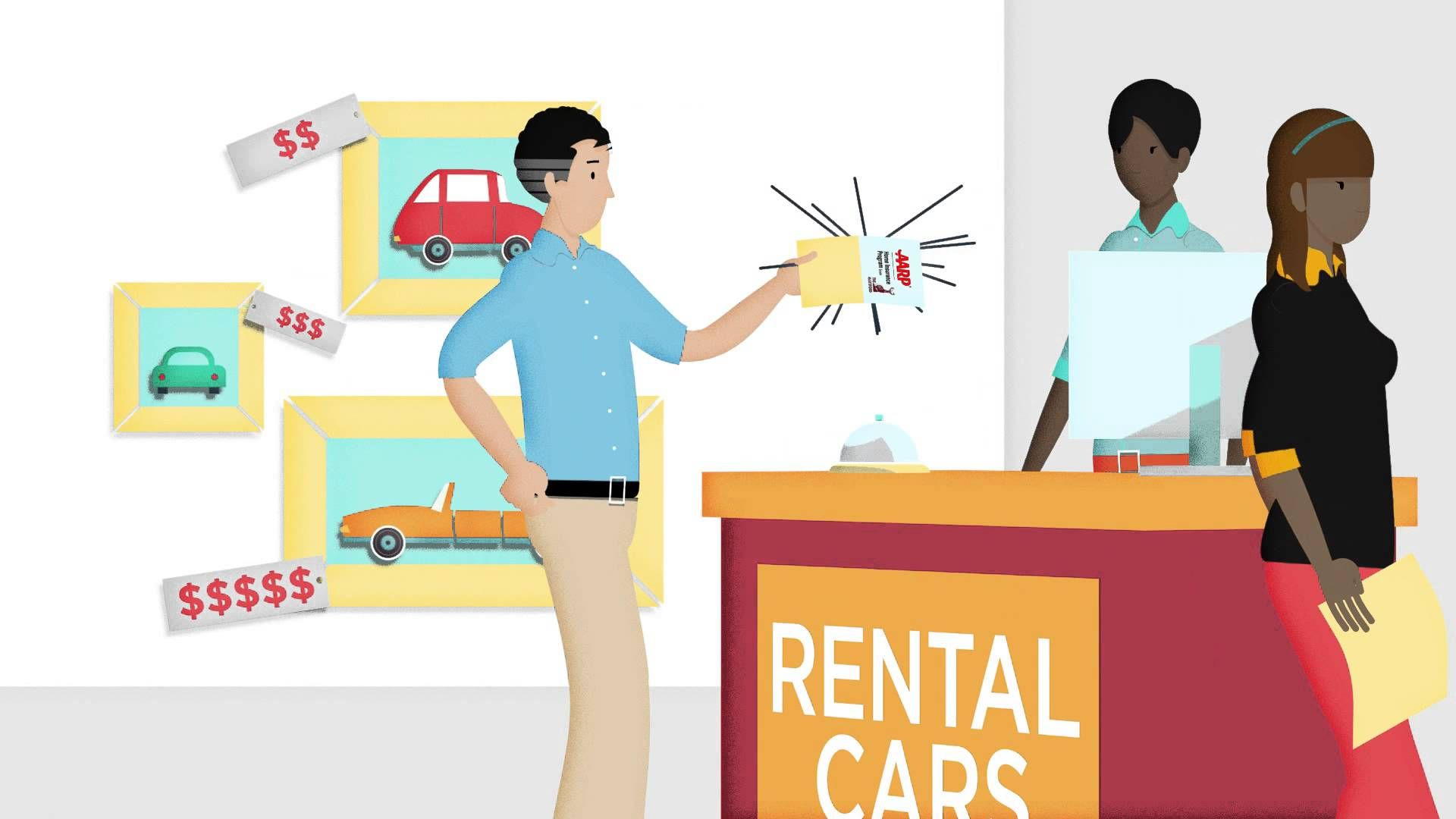AARP Car Insurance Insurance Illustrated Auto
