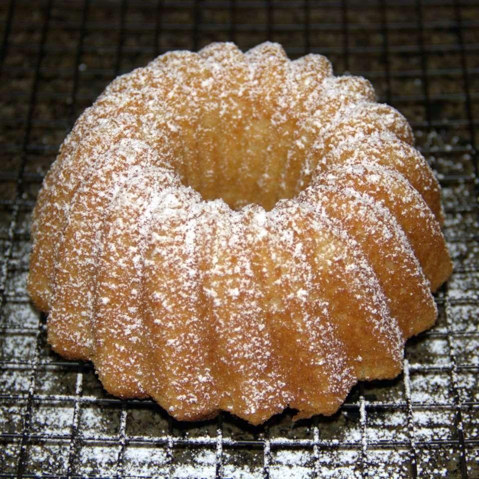 Butter Cake (Air Fried) Recipe Air fryer recipes