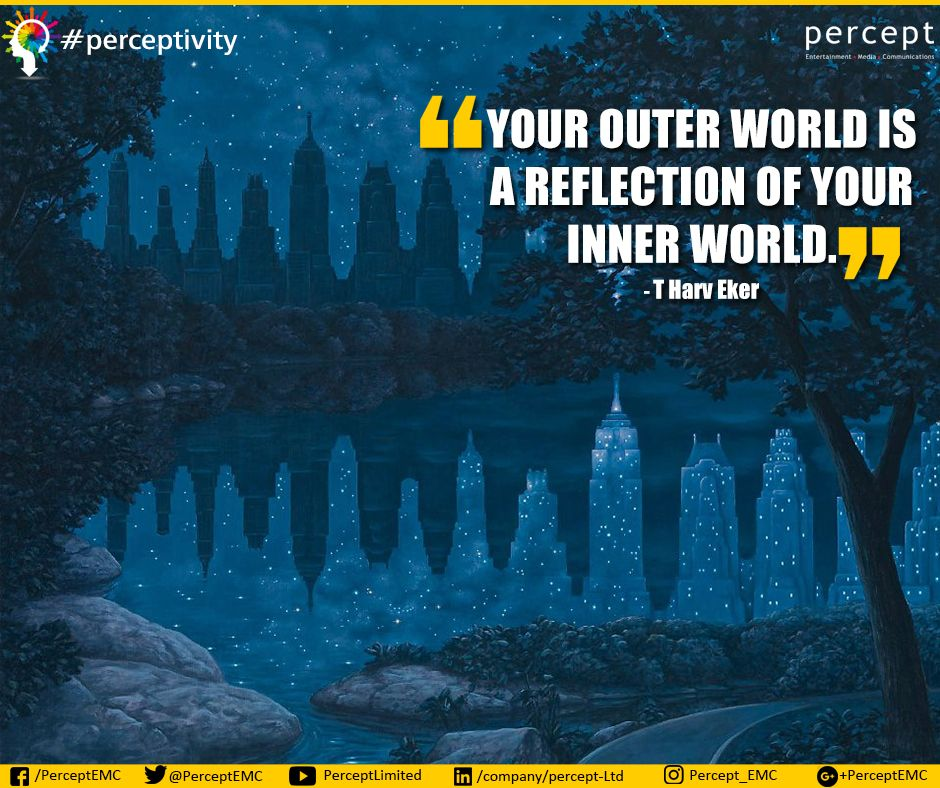 Emc Quote Perceptivity Of The Day 🙂 #thursdaythoughts #percept #quotes .