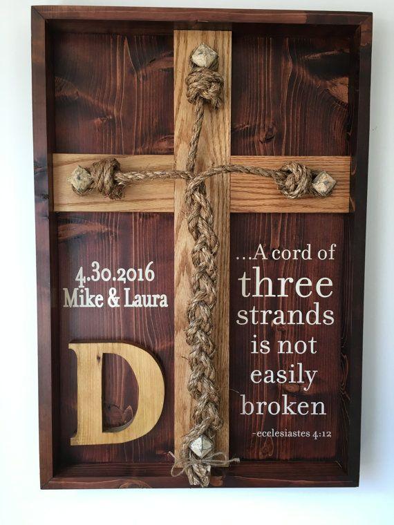 wedding unity ceremony braid w ecclesiastes 4 12 scripture and