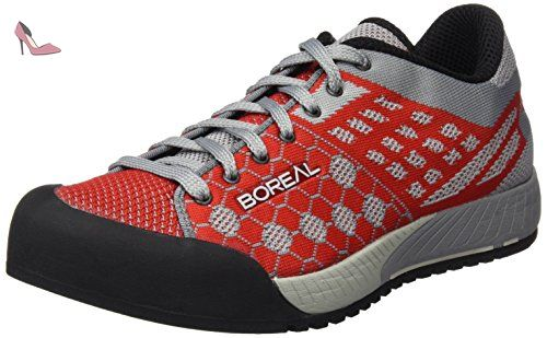 Boreal Salsa–Chaussures Sportives Homme, Salsa, rouge