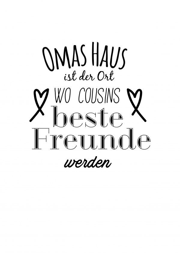 Wo Cousins Beste Freunde Werden All About Me Pinterest Quotes
