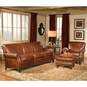 Smith Brothers 383 Customizable Upholstered Sofa   Saugerties Furniture Mart    383 Is A Favorite Smith Sofa On Our Floor In Both Leather And Fabric.