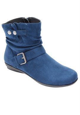 Plus Size Adeline Bootie from Woman