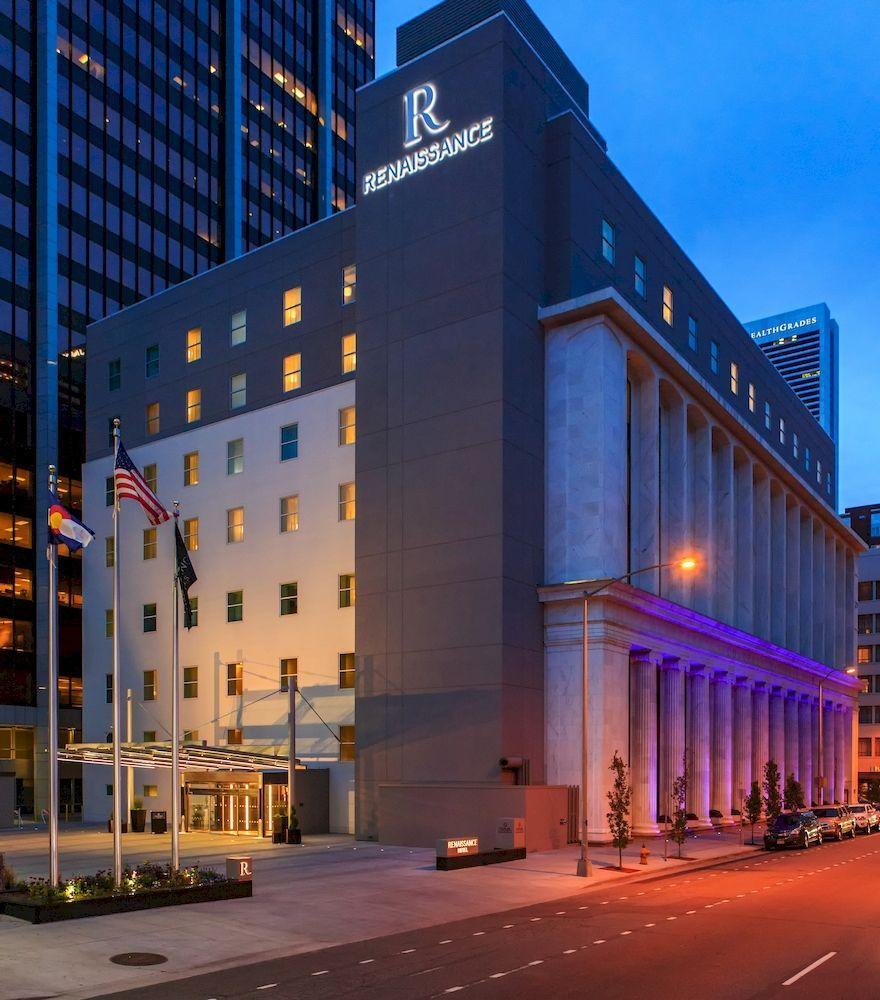 Renaissance, Denver Denver hotels, City center hotels