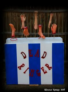 CarnEvil game, Dead Ringer, by Halloween Forum member Mike and ...
