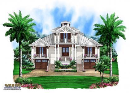 Marsh Harbour House Plan