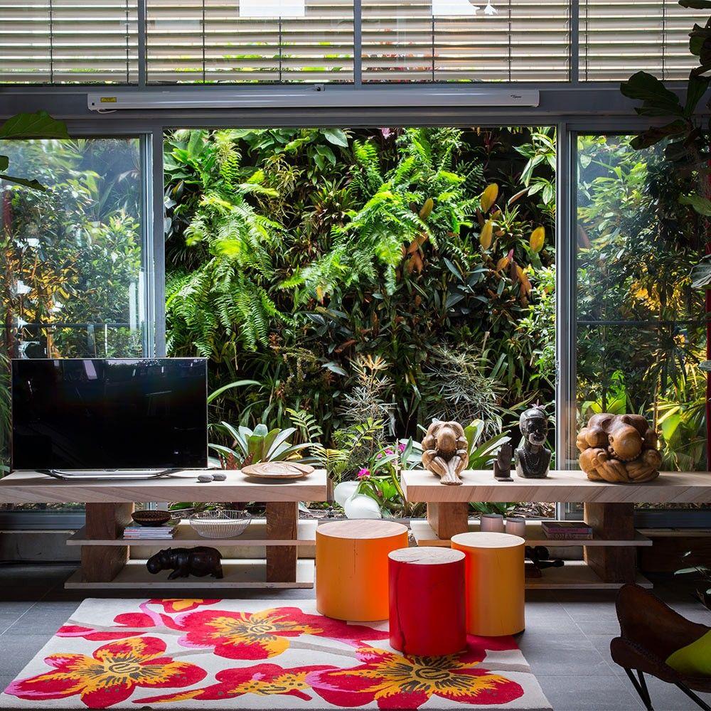 Vertical Garden Blanket