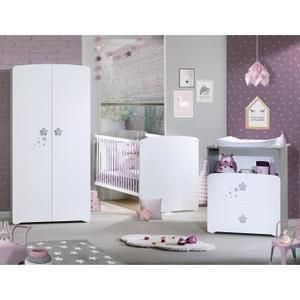 baby price new nao chambre bb complte lit evolutif 70x140 armoire commode langer - Bebe Lit Evolutif