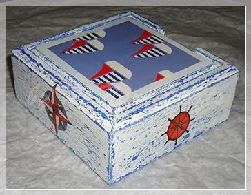 wooden coasters / ahşap boyama bardak altlığı