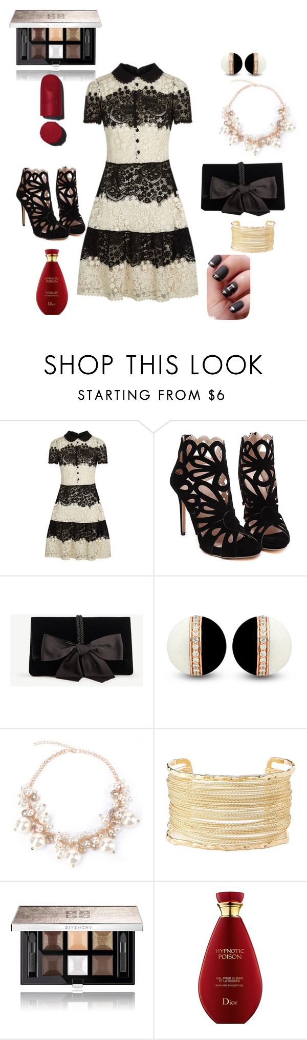 """""""Untitled #46"""" by christinaioana ❤ liked on Polyvore featuring interior, interiors, interior design, home, home decor, interior decorating, RED Valentino, Ann Taylor, Charlotte Russe and Givenchy"""