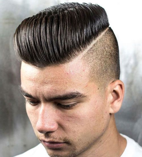 Galerry pompadour hairstyle barber