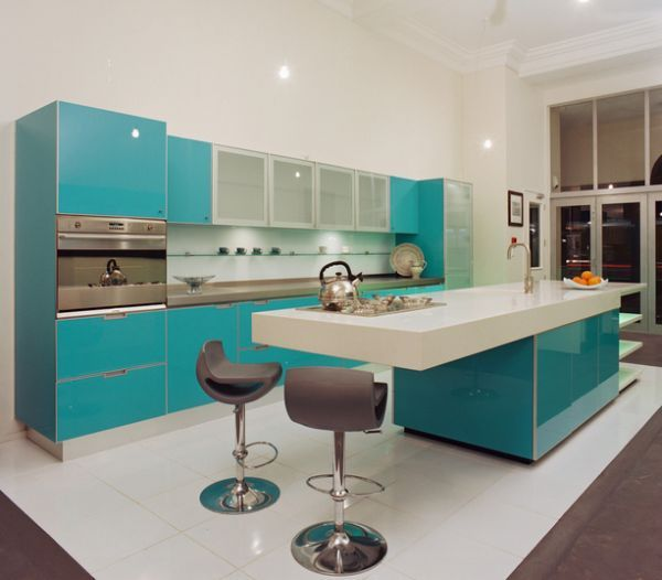 Decorating With Turquoise: Colors of Nature & Aqua Exoticness ...