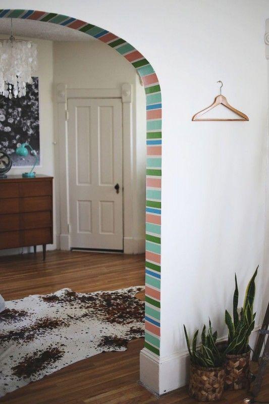 Washi Tape Home Decor Ideas Remodelaholic Diy Dorm Decor Dorm Diy Diy Washi Tape Projects