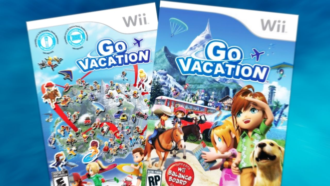 Go Vacation The Amazing Unofficial Wii Sports Resort
