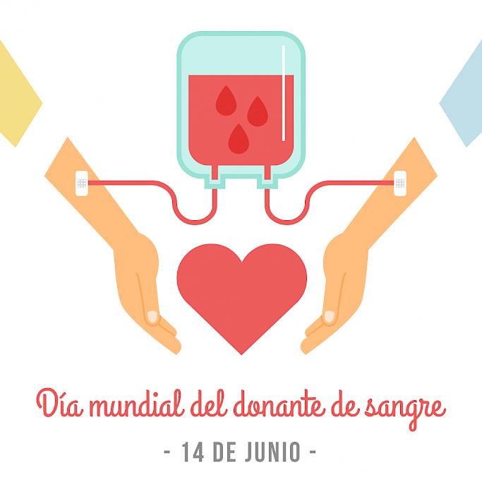 14 De Junio Dia Mundial Del Donante De Sangre Osedeiv Donante De Sangre Donacion De Sangre Donar Sangre