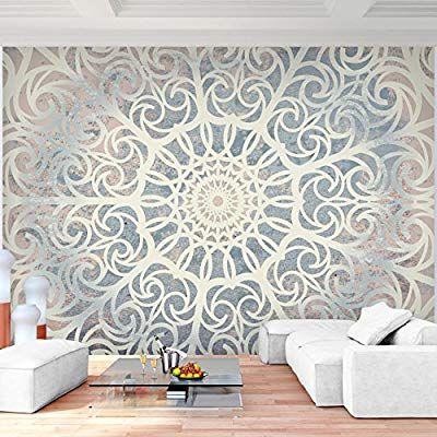 Fototapete Mandala Orient Vlies Wand Tapete Wohnzimmer