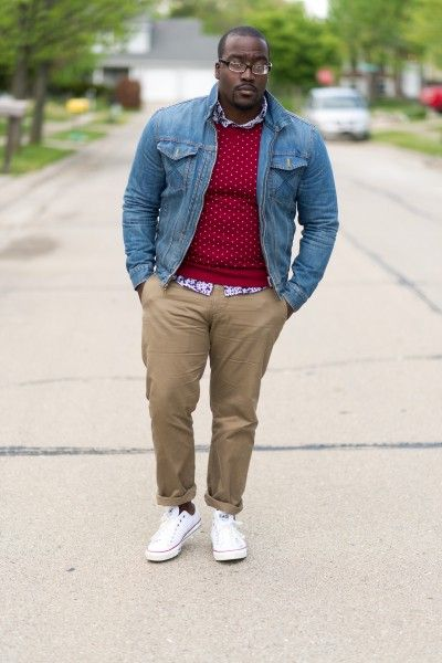 How to wear a Cardigan The Idle Man 16