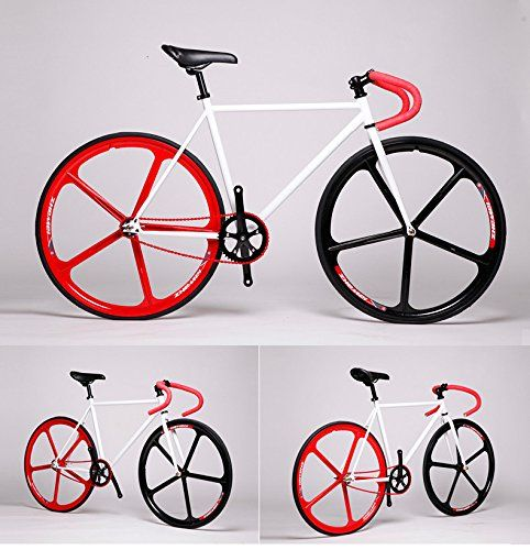 Fixed Gear Crosstar Cycles Fixed Gear 5 Spoke Wheel Single Speed