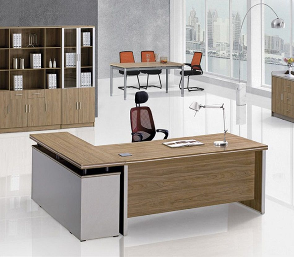 Office Desks L Shaped Contemporary - Hostgarcia