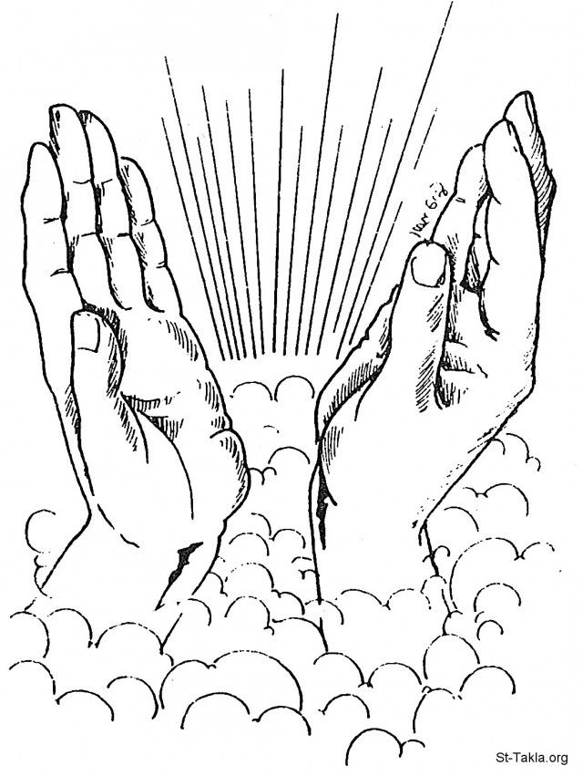 Home Praying Hands Dove Rosary Tattoo 60457 Sketch Coloring Page Praying Hands Hand Doodles Coloring Pages