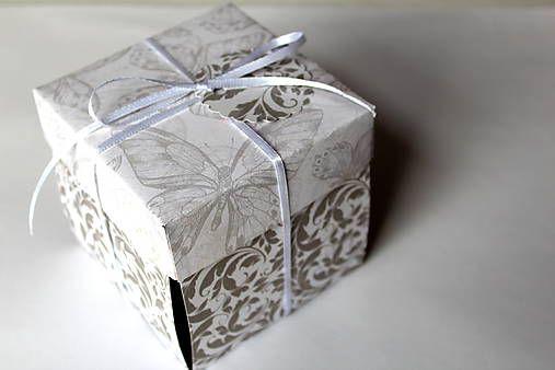 MariKlimo / Ornamentálna krabička