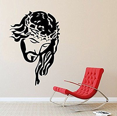 0e0aabba1d Buy Jesus Wall Sticker | Religious Wall Art | God Wall Sticker - SRG India #