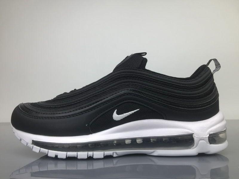 Nike Air Max 97 Mens 921826 001 Black White Athletic