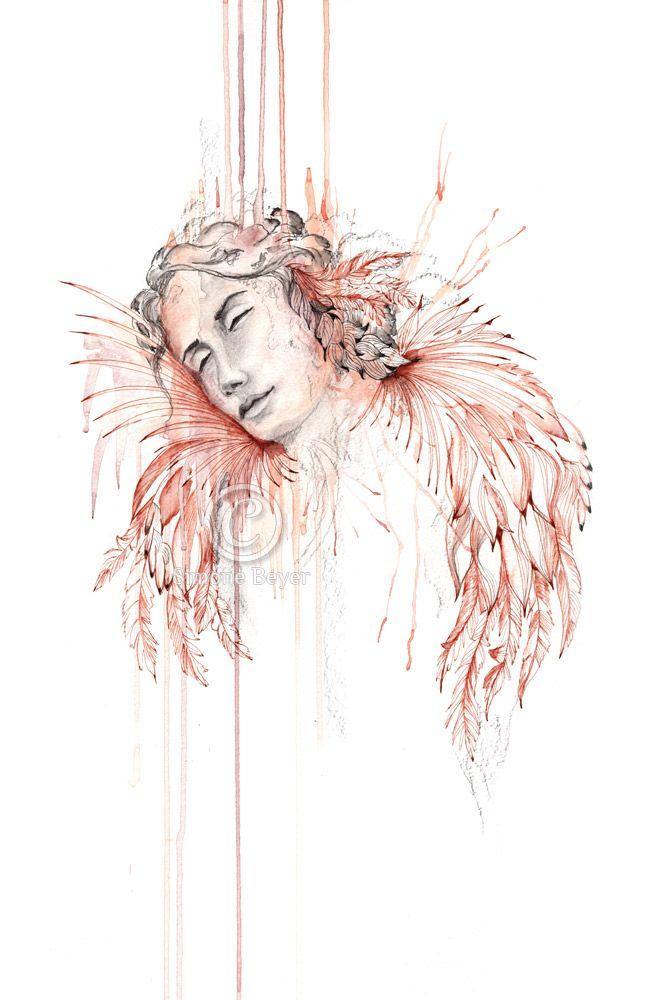 Der Engel des Vertrauens ~ღ~ Engelbild