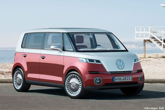 Volkswagen Bulli Concept seriously being considered for