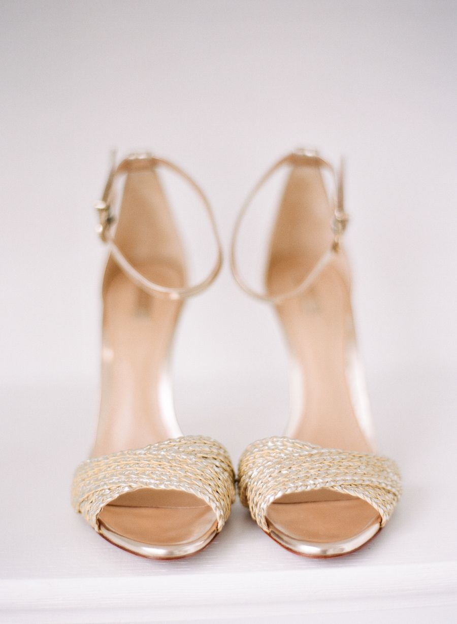 4083dd5e6306 100 wedding shoes you ll never want to take off! Photography  Rebecca Yale