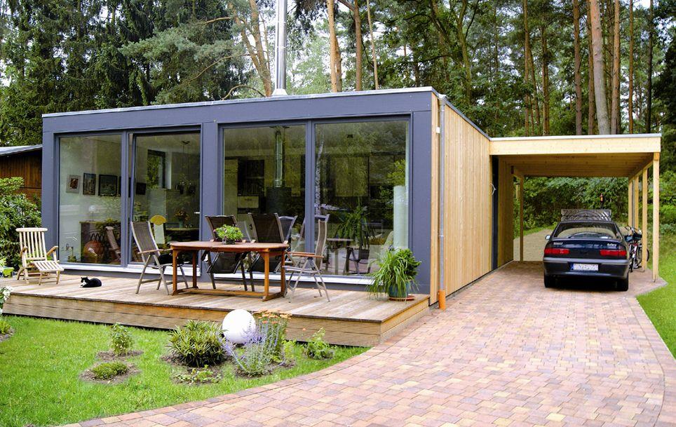 max haus modulhaus modern 3 0 minihaus pinterest minihaus und h uschen. Black Bedroom Furniture Sets. Home Design Ideas