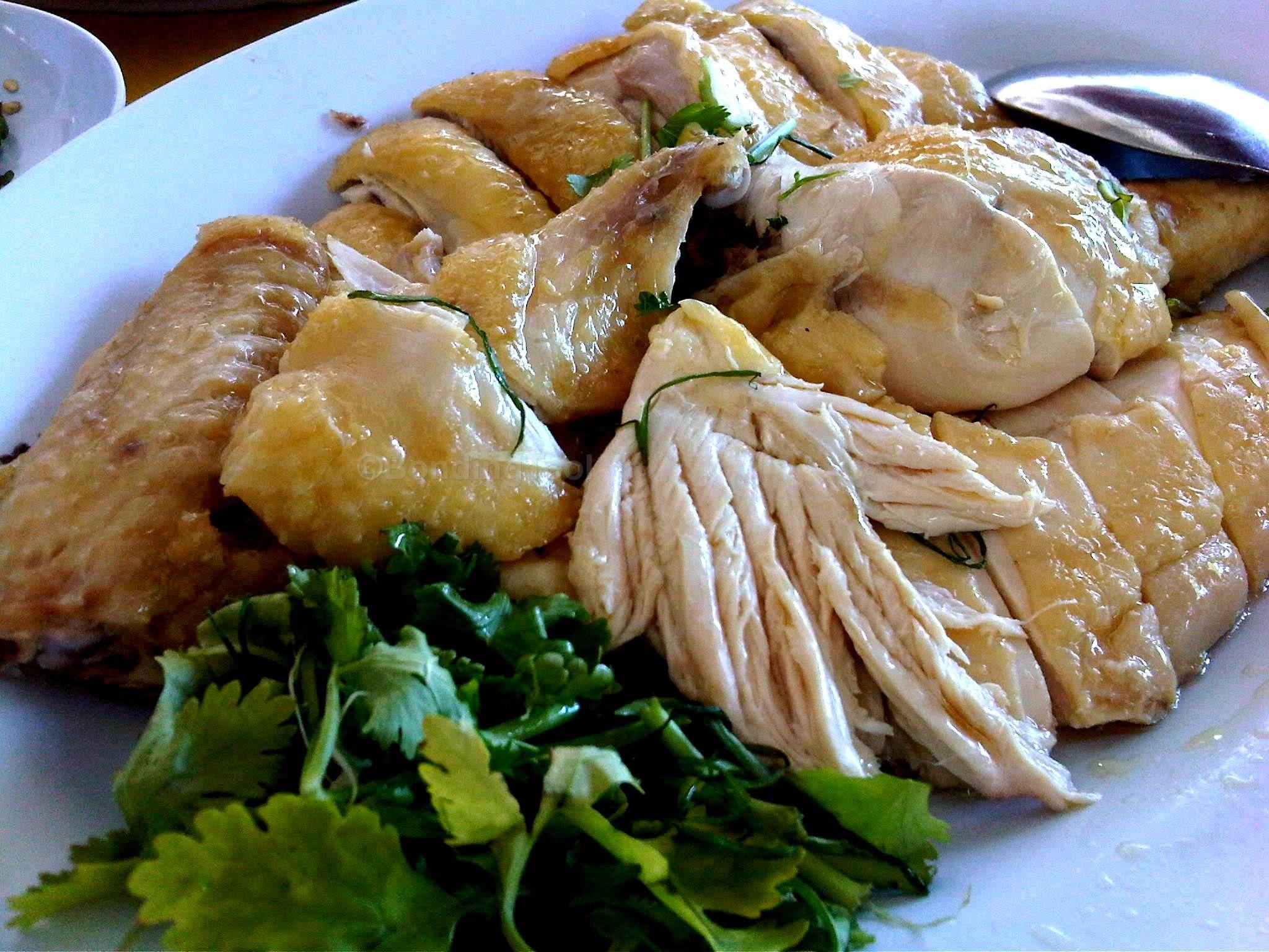Hainanese Chicken Rice Recipe -5031