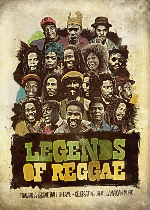 Legends of Reggae