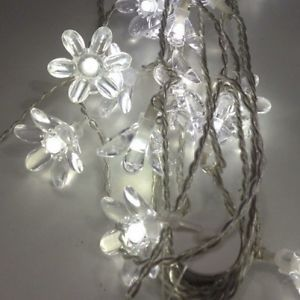 Ikea String Lights Ikea String Of Lights Flowers Decorative Lights White Kilometer Led