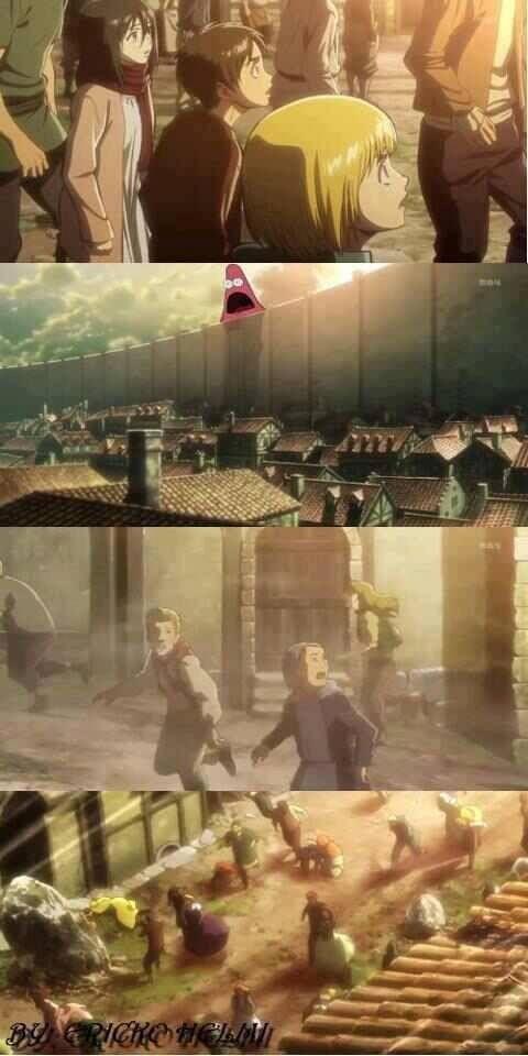 Shingeki no Kyojin (Attack on Titan)