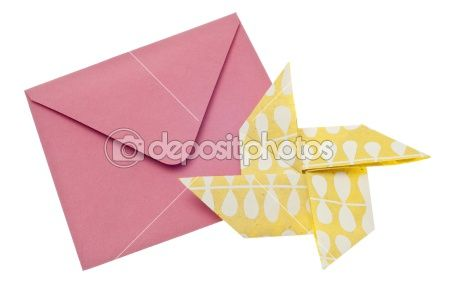 folding pinwheel invitation